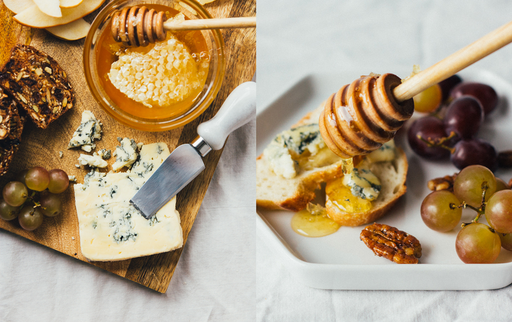 Canadian Cheese Board | Bleu Ermite