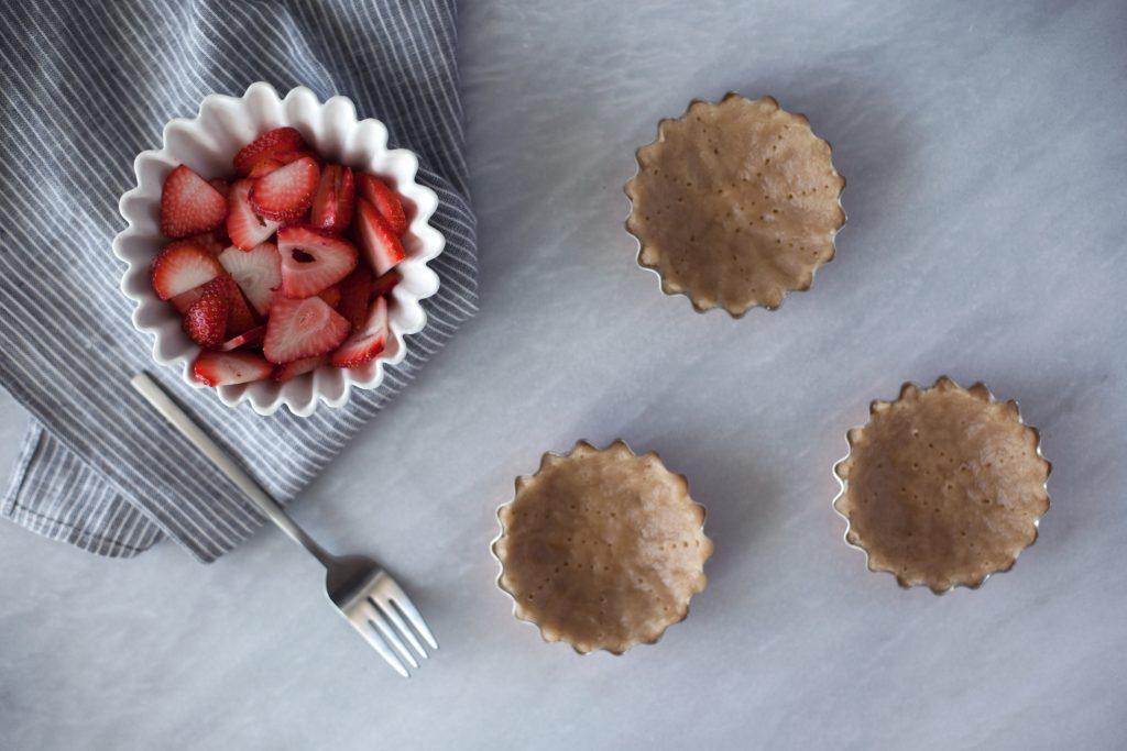 tartelette aux fraises i