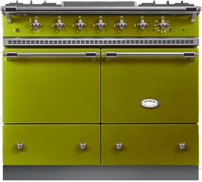 "40"" Lacanche Cluny range - Olive Green color"